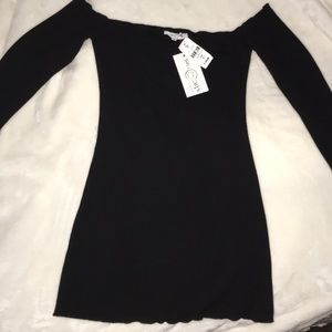 LF Three Days Black dress